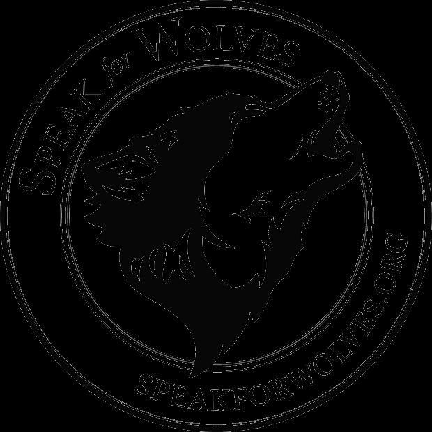 Speak for Wolves logo